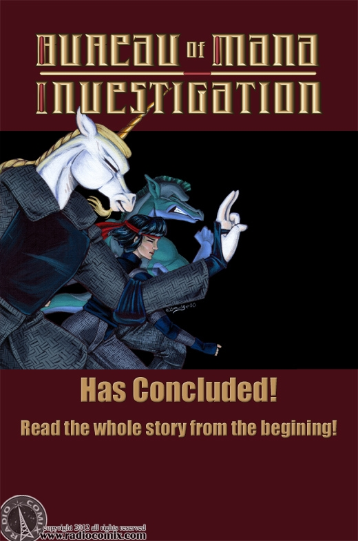 Bureau of Mana Investigation Concluded
