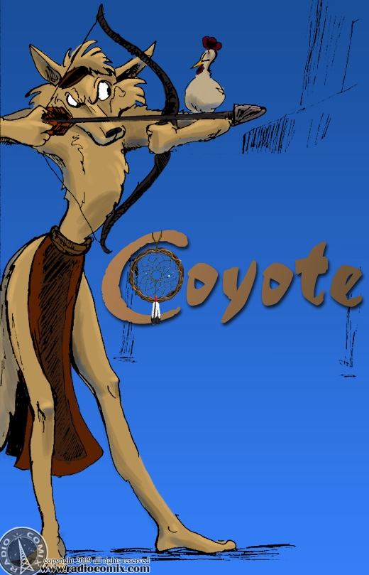 Coyote Cover