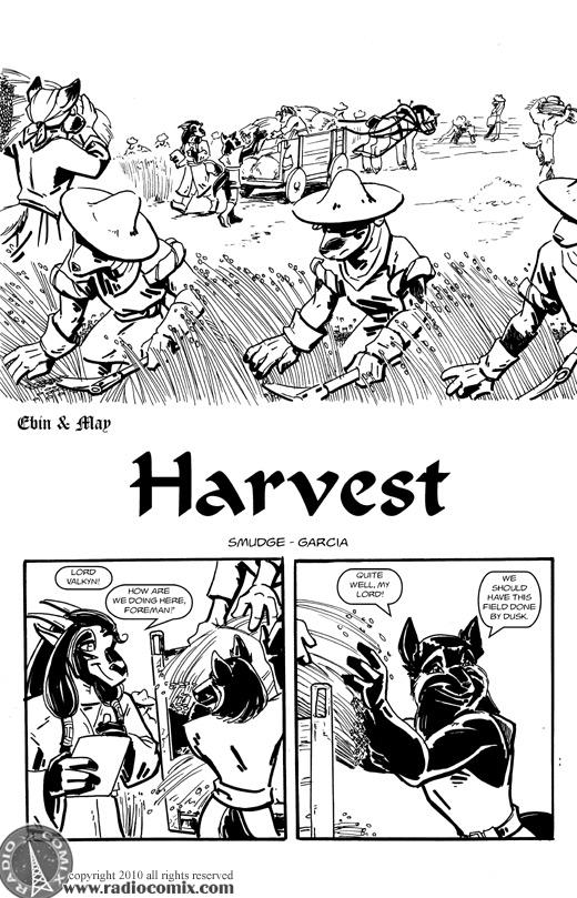 Harvest Pg1