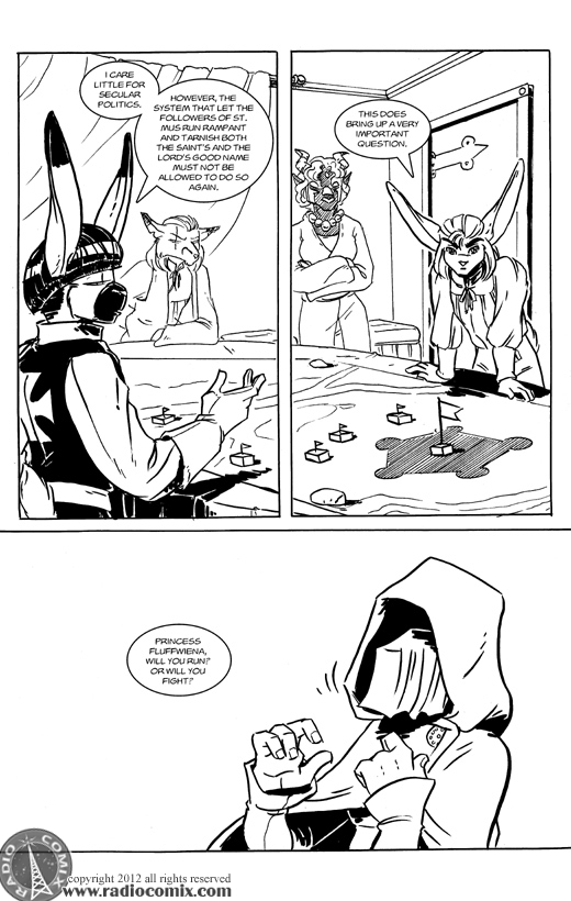 The Silent Apparition pg. 10