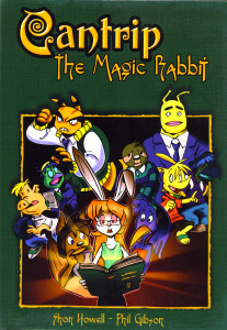 Cantrip the Magic Rabbit vol. 1 TPB